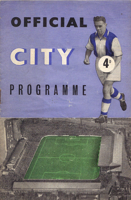 Saturday, April 12, 1958 - vs. Coventry City (Away)