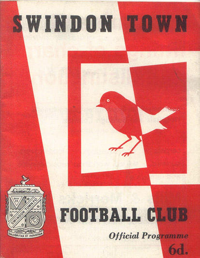 Saturday, October 31, 1964 - vs. Ipswich Town (Home)