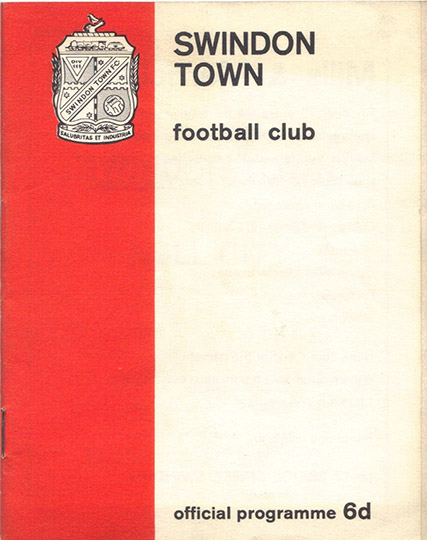 Saturday, February 5, 1966 - vs. Swansea Town (Home)