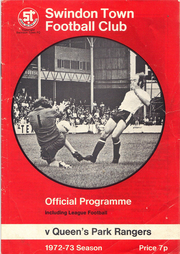Saturday, August 12, 1972 - vs. Queens Park Rangers (Home)