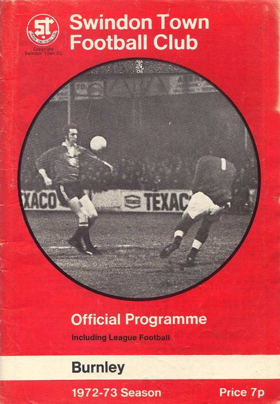 Friday, March 2, 1973 - vs. Burnley (Home)
