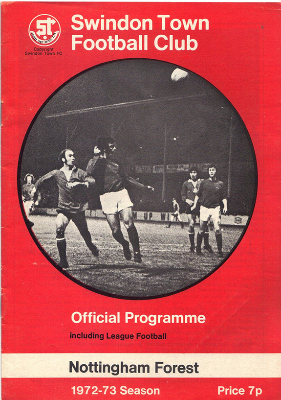Saturday, March 17, 1973 - vs. Nottingham Forest (Home)