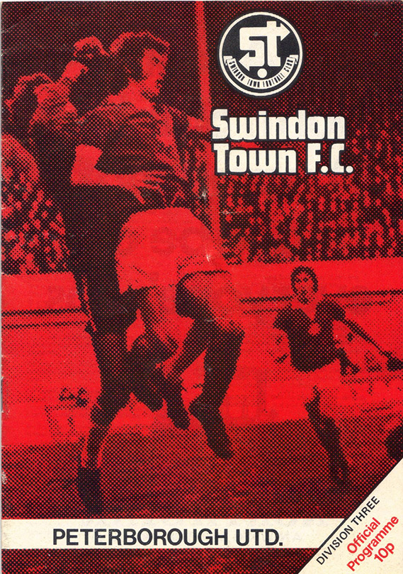 Saturday, February 21, 1976 - vs. Peterborough United (Home)