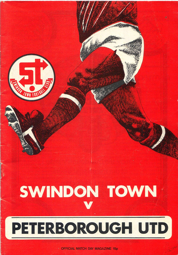 Tuesday, October 10, 1978 - vs. Peterborough United (Home)