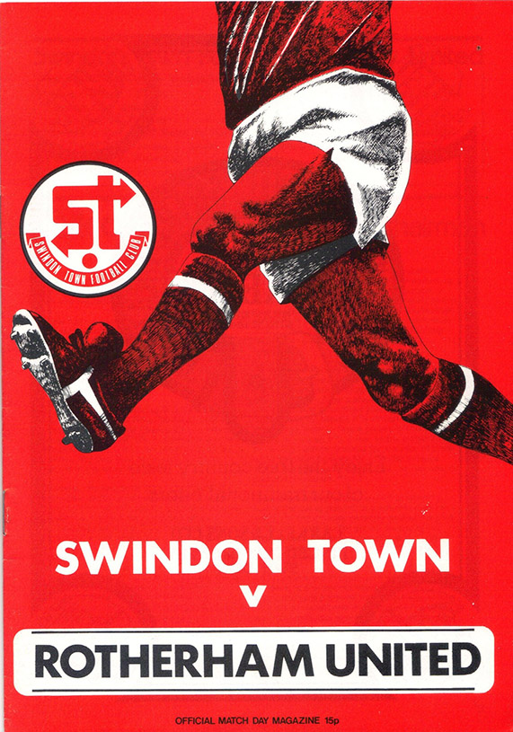 Saturday, October 14, 1978 - vs. Rotherham United (Home)