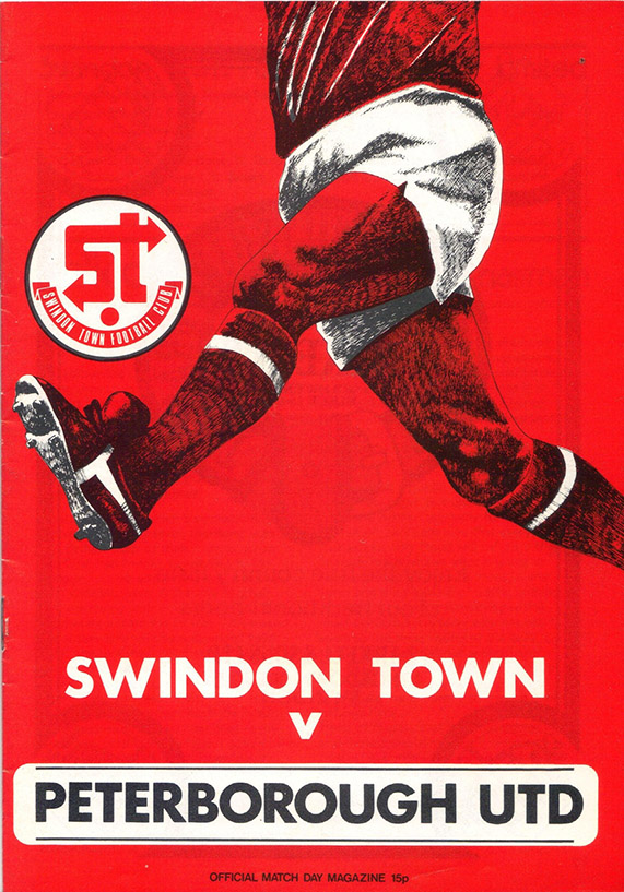 Tuesday, October 17, 1978 - vs. Peterborough United (Home)