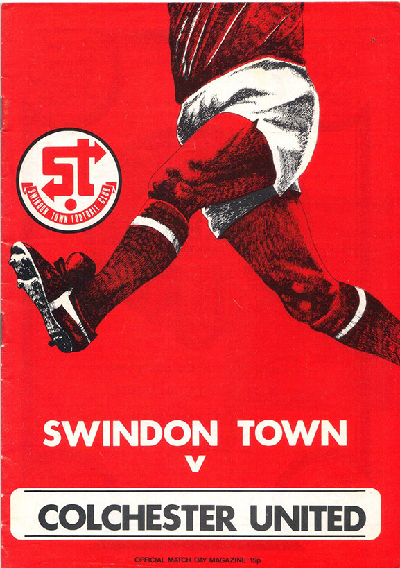 Tuesday, March 20, 1979 - vs. Colchester United (Home)