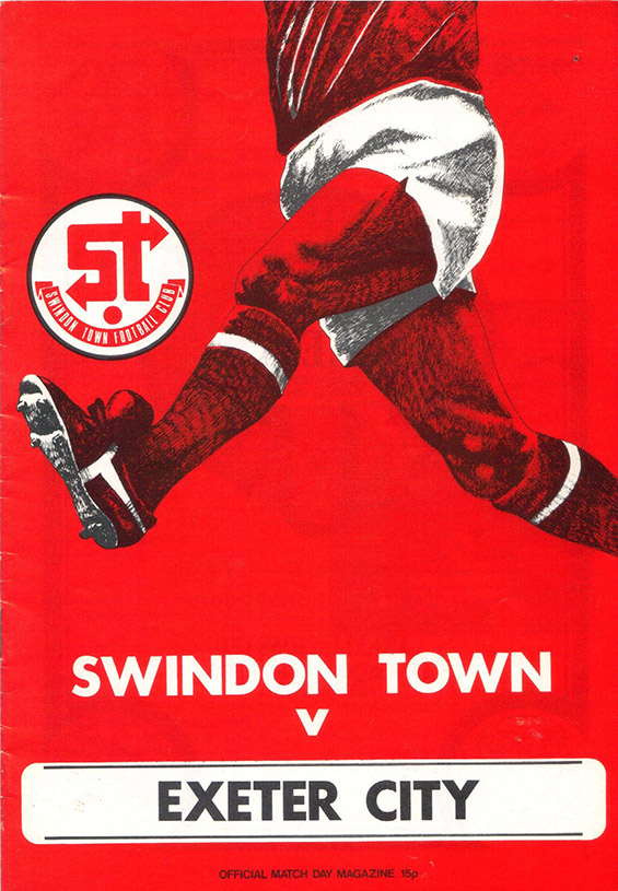 Tuesday, April 3, 1979 - vs. Exeter City (Home)