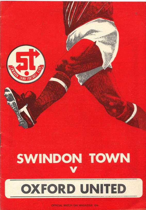 Wednesday, May 2, 1979 - vs. Oxford United (Home)