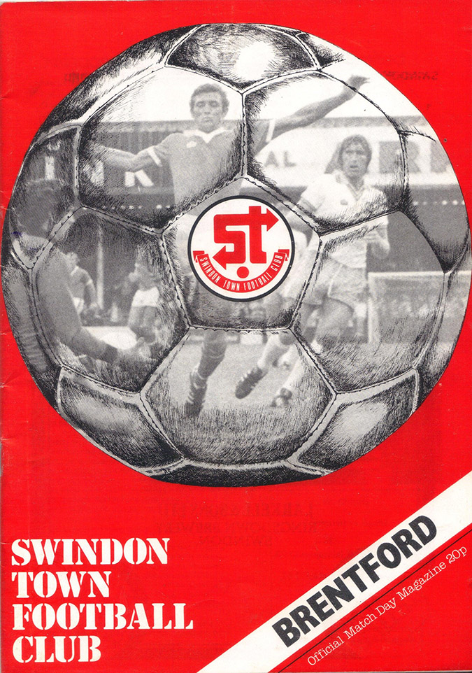 <b>Saturday, August 25, 1979</b><br />vs. Brentford (Home)