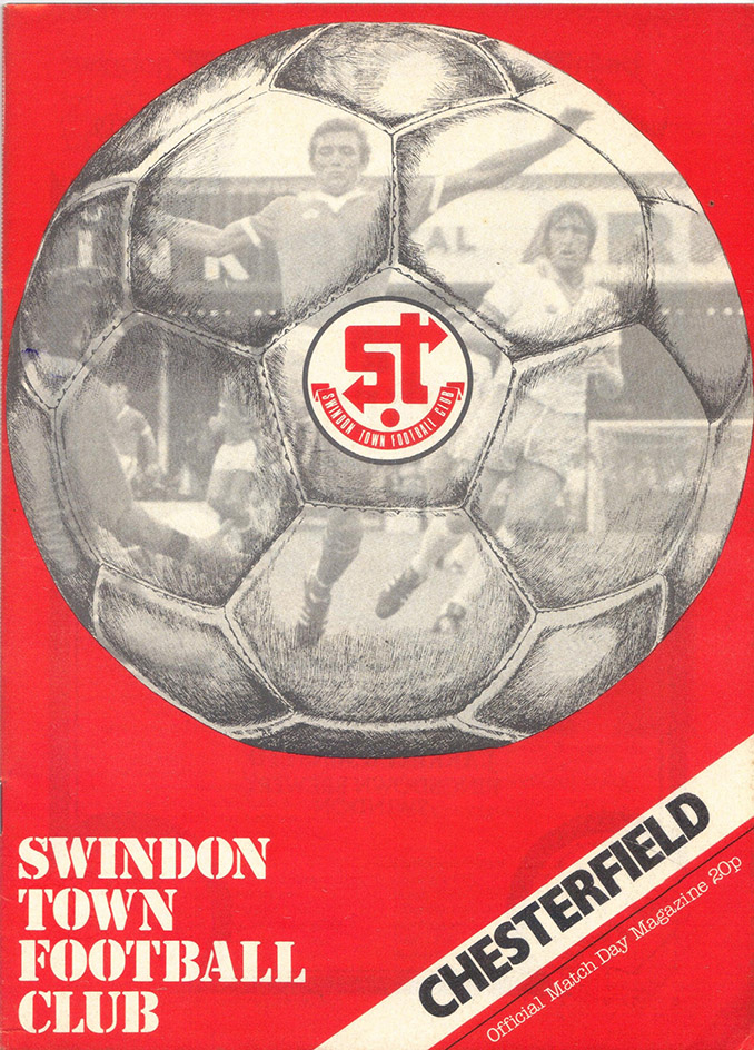 <b>Saturday, September 15, 1979</b><br />vs. Chesterfield (Home)