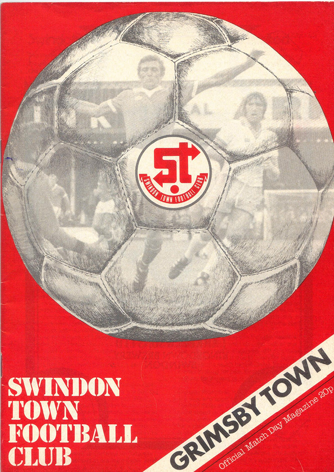 <b>Saturday, September 29, 1979</b><br />vs. Grimsby Town (Home)