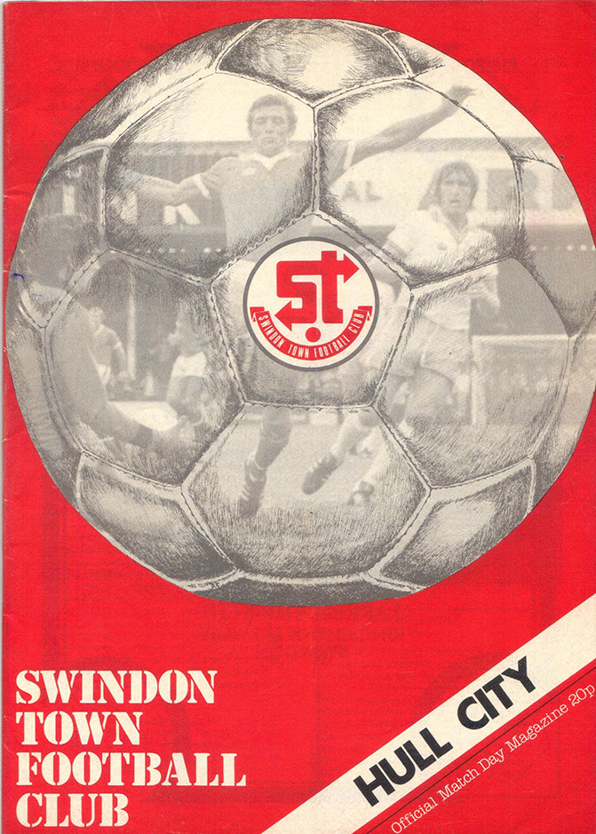 <b>Saturday, October 6, 1979</b><br />vs. Hull City (Home)