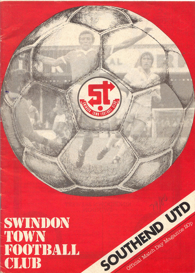 <b>Saturday, October 20, 1979</b><br />vs. Southend United (Home)