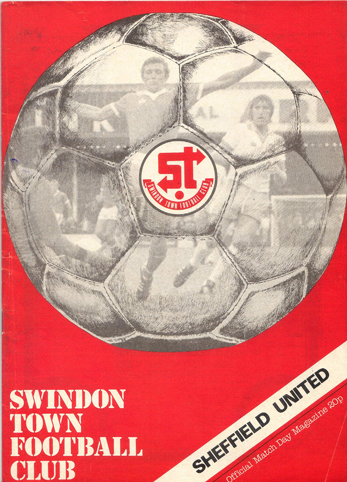 <b>Saturday, November 3, 1979</b><br />vs. Sheffield United (Home)