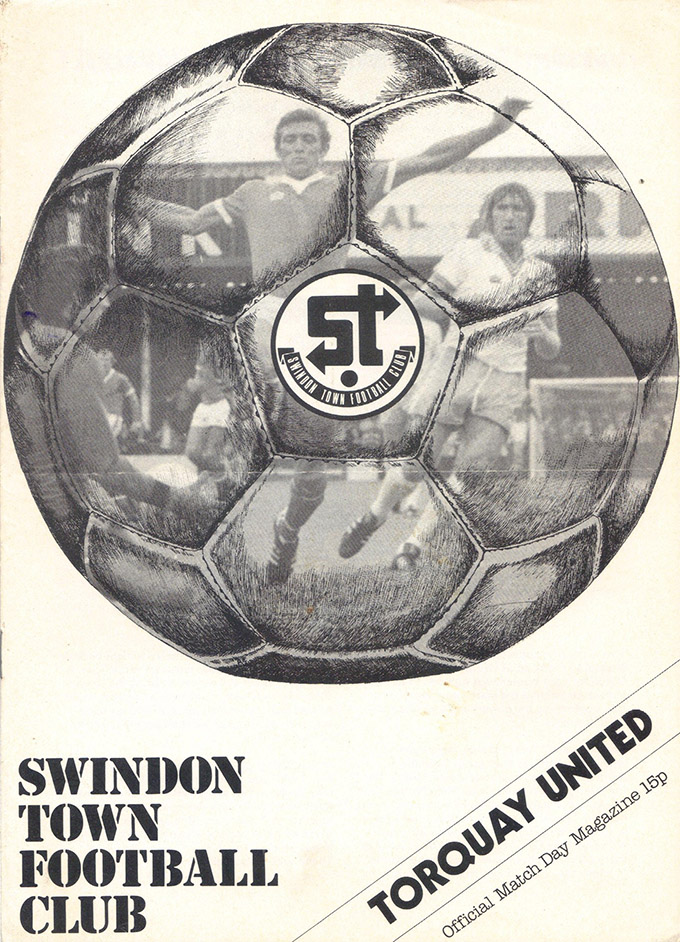 <b>Saturday, December 22, 1979</b><br />vs. Torquay United (Home)