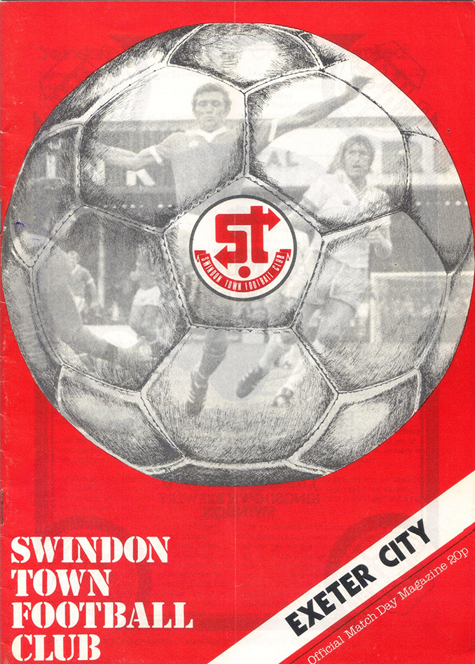 <b>Wednesday, December 26, 1979</b><br />vs. Exeter City (Home)