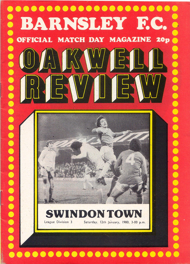<b>Saturday, January 12, 1980</b><br />vs. Barnsley (Away)
