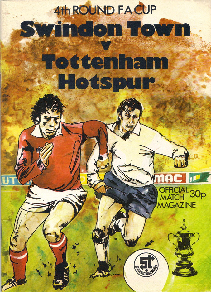 <b>Saturday, January 26, 1980</b><br />vs. Tottenham Hotspur (Home)