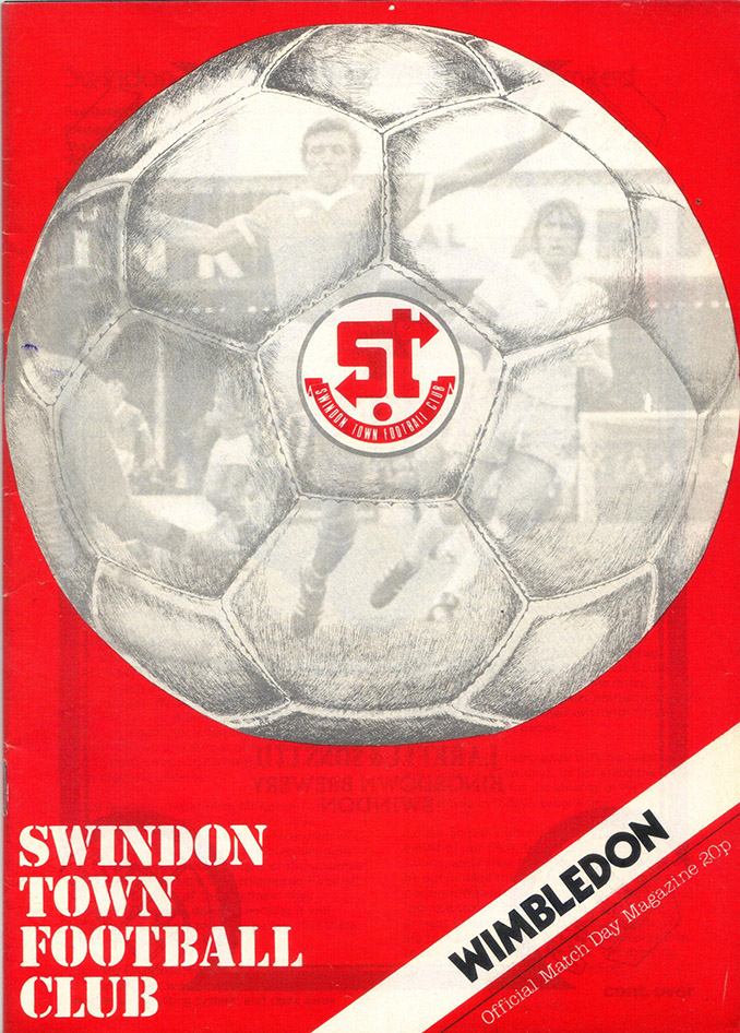 <b>Saturday, February 23, 1980</b><br />vs. Wimbledon (Home)