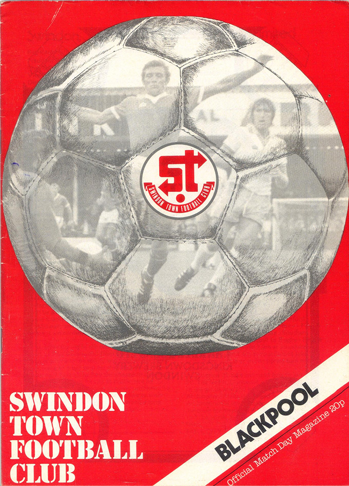 <b>Saturday, March 8, 1980</b><br />vs. Blackpool (Home)