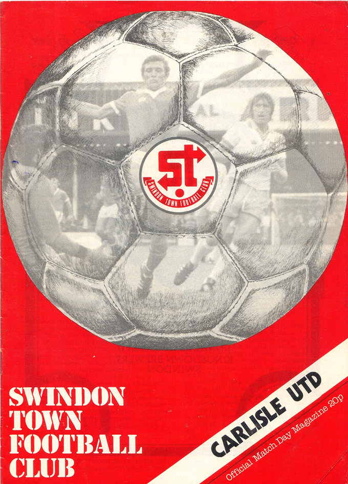 <b>Tuesday, March 11, 1980</b><br />vs. Carlisle United (Home)