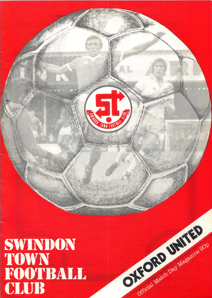 <b>Monday, April 7, 1980</b><br />vs. Oxford United (Home)