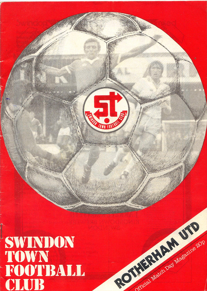 <b>Tuesday, April 15, 1980</b><br />vs. Rotherham United (Home)