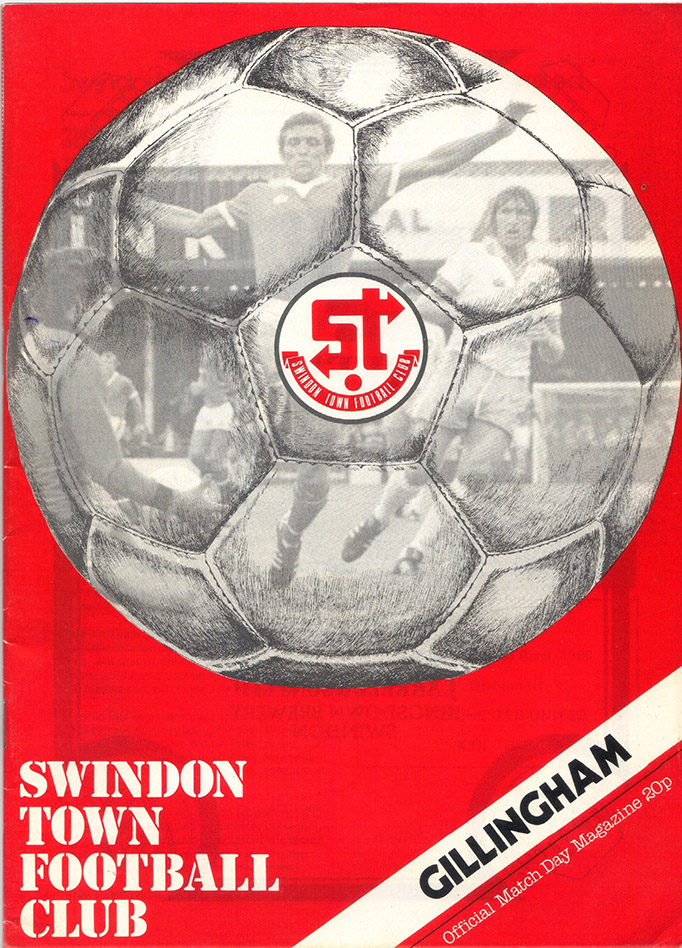 <b>Saturday, April 19, 1980</b><br />vs. Gillingham (Home)