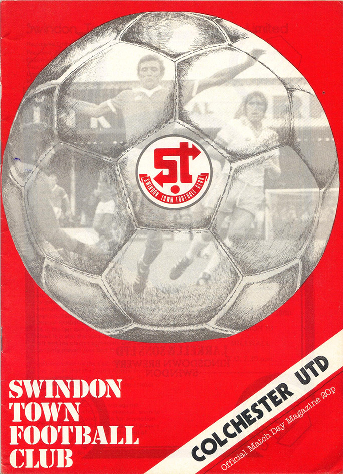 <b>Tuesday, April 22, 1980</b><br />vs. Colchester United (Home)