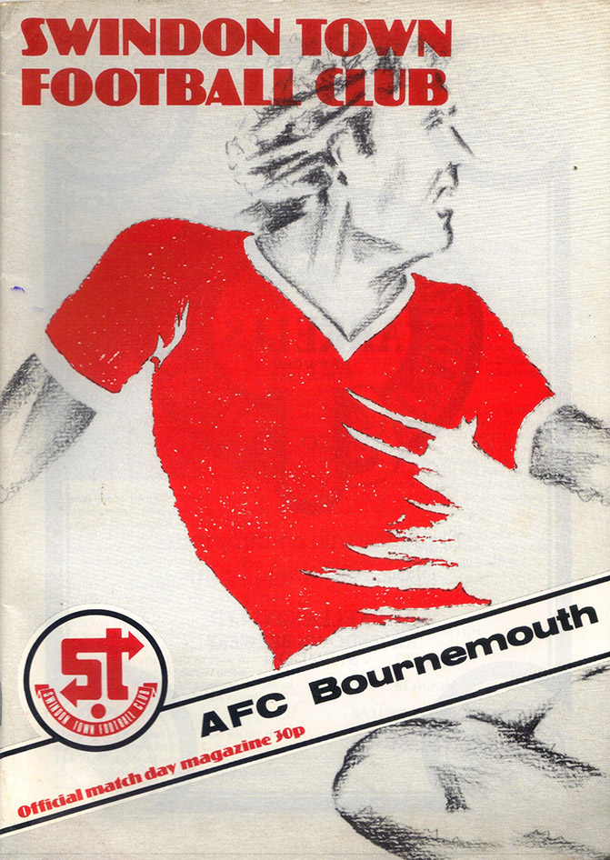 Tuesday, August 12, 1980 - vs. AFC Bournemouth (Home)