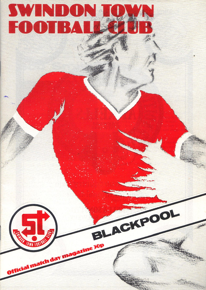 Saturday, August 16, 1980 - vs. Blackpool (Home)