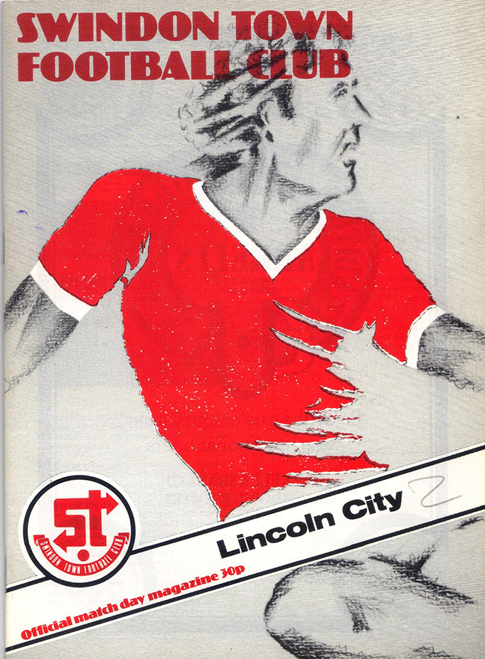 Tuesday, September 2, 1980 - vs. Lincoln City (Home)
