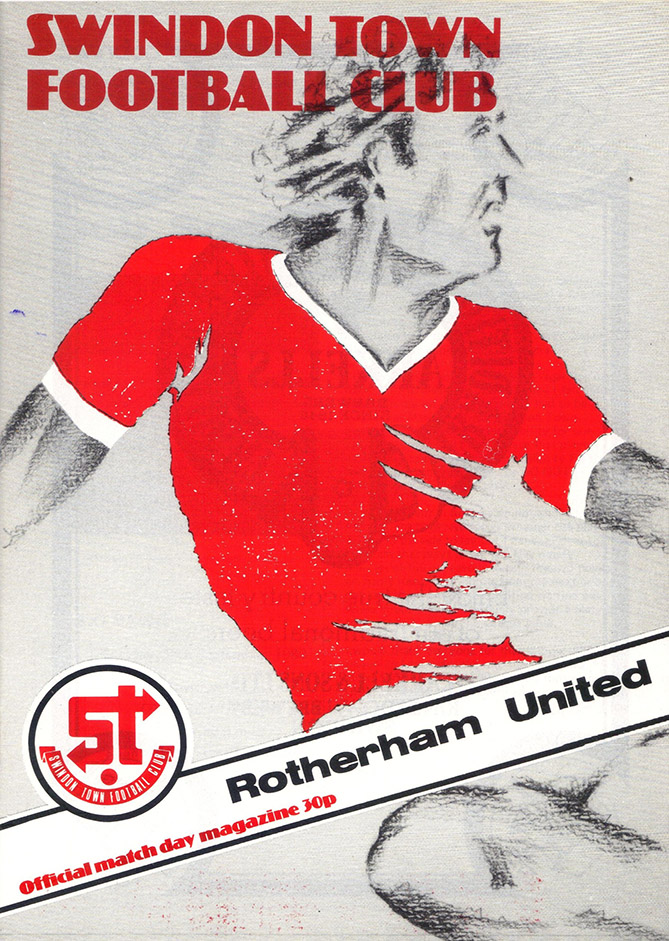 Saturday, September 13, 1980 - vs. Rotherham United (Home)