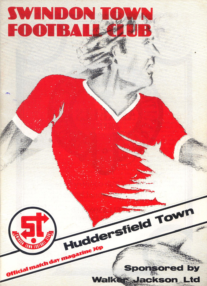Saturday, September 27, 1980 - vs. Huddersfield Town (Home)