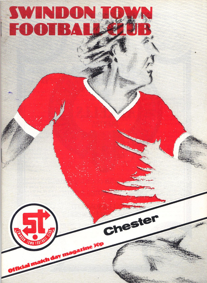 Saturday, October 4, 1980 - vs. Chester (Home)