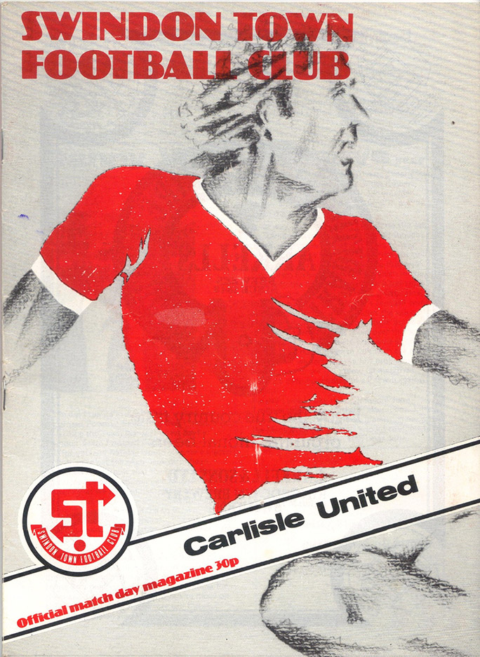 Saturday, October 18, 1980 - vs. Carlisle United (Home)