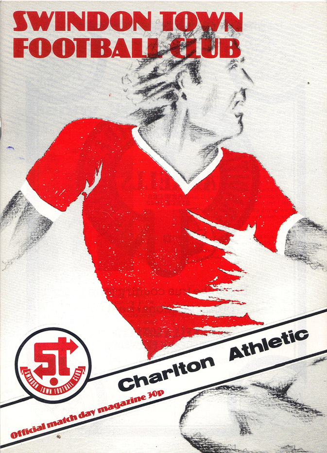 Tuesday, October 21, 1980 - vs. Charlton Athletic (Home)