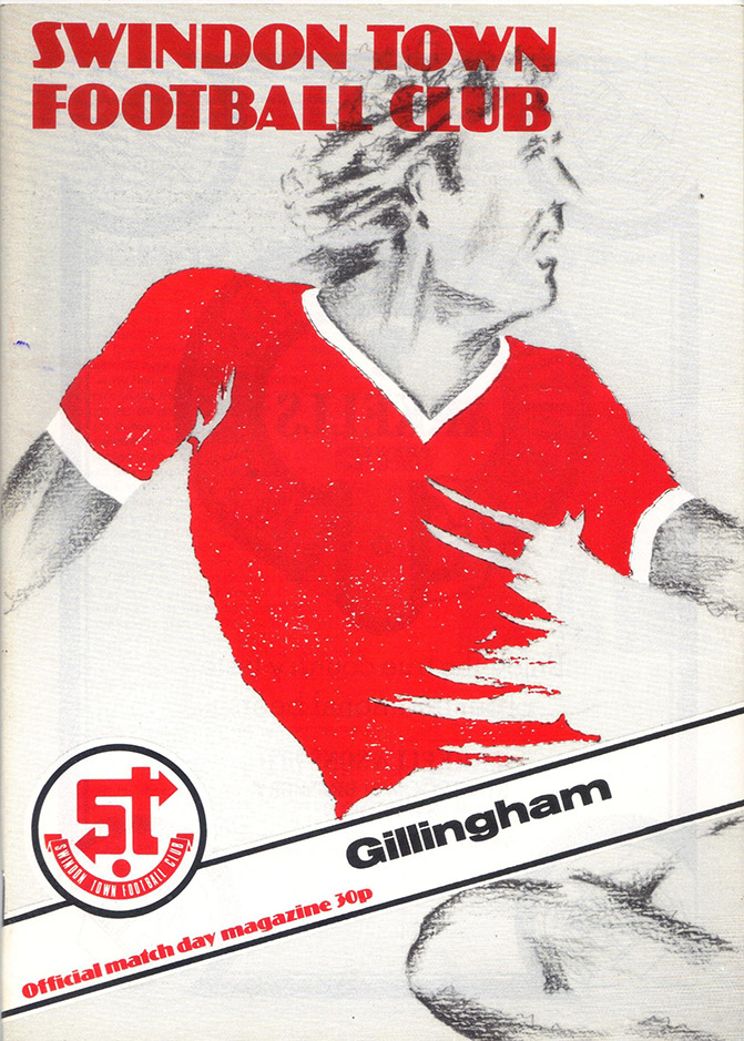 Tuesday, November 4, 1980 - vs. Gillingham (Home)
