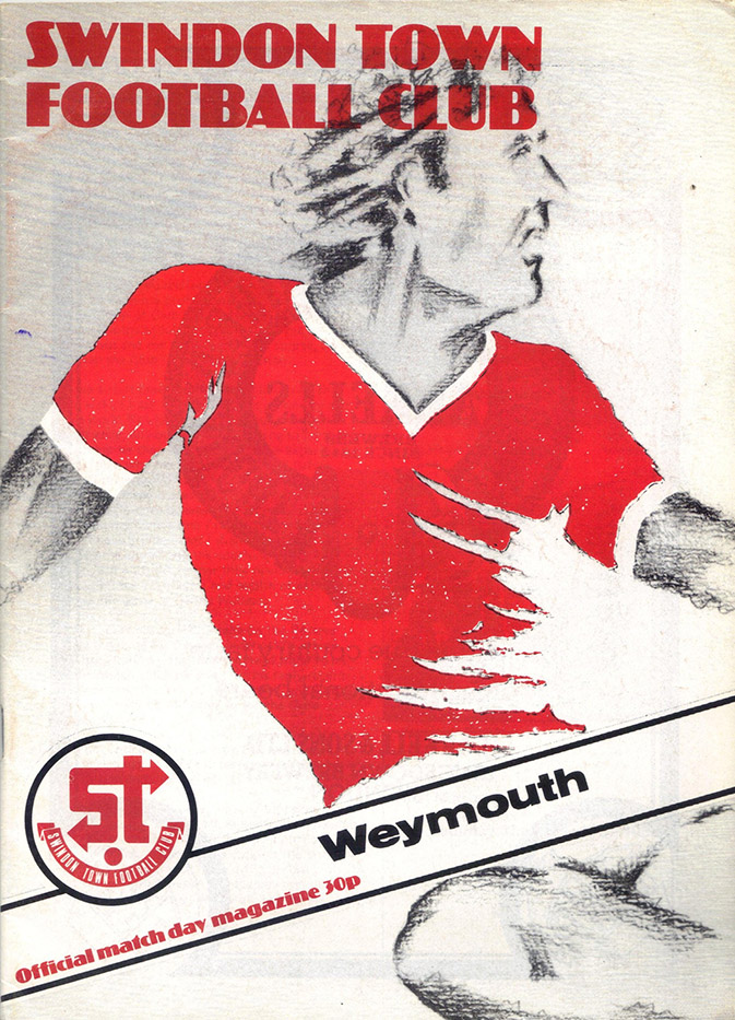 Saturday, November 22, 1980 - vs. Weymouth (Home)