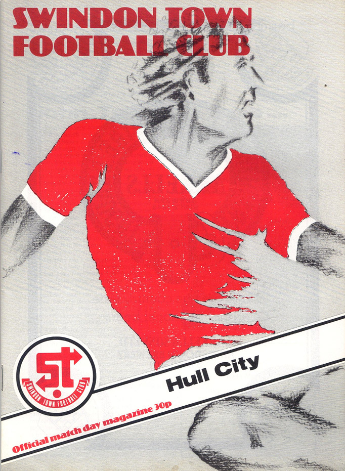 Saturday, November 29, 1980 - vs. Hull City (Home)