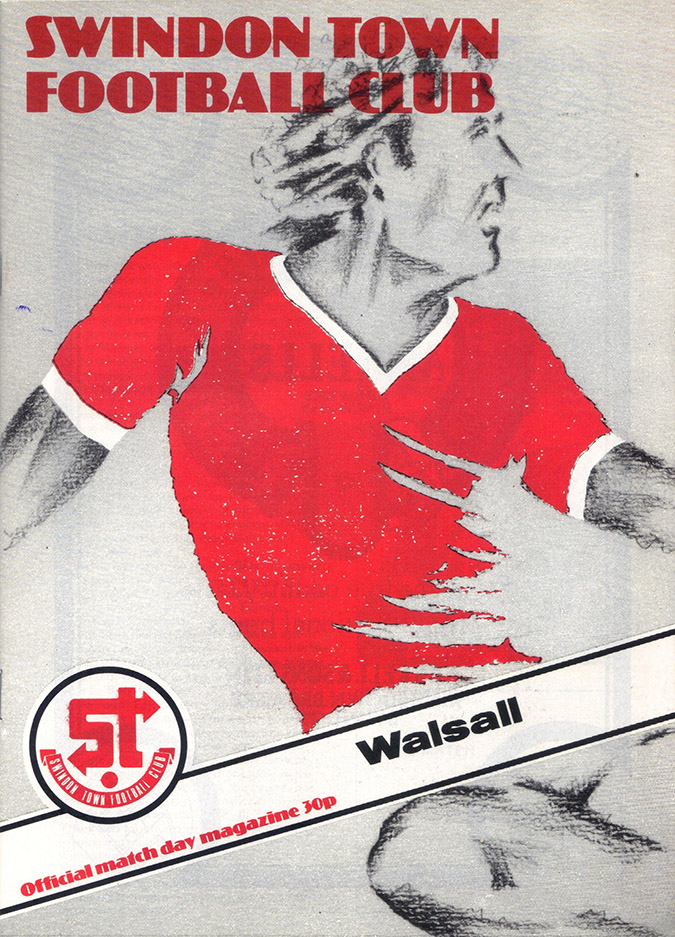 Friday, December 19, 1980 - vs. Walsall (Home)