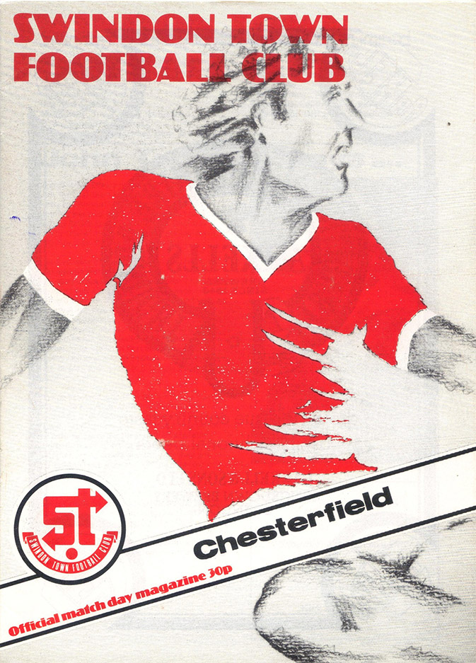 Saturday, January 10, 1981 - vs. Chesterfield (Home)