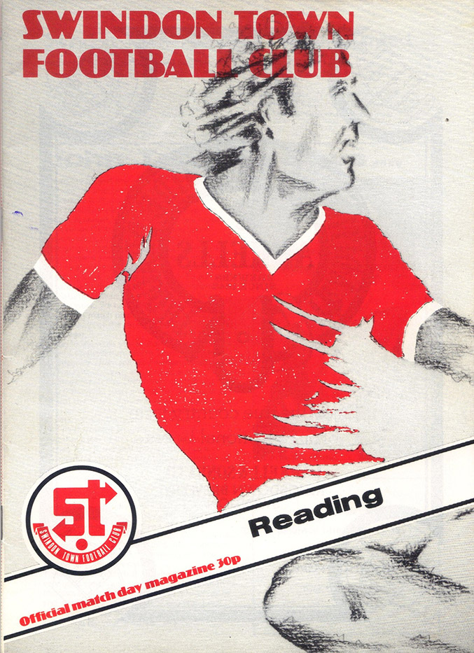 Saturday, January 24, 1981 - vs. Reading (Home)