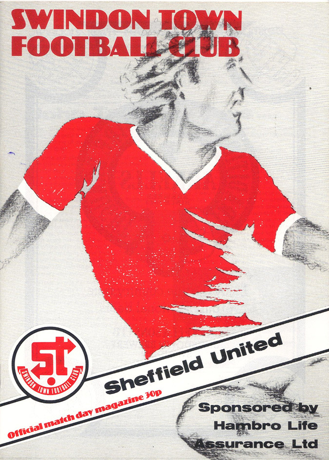 Saturday, February 14, 1981 - vs. Sheffield United (Home)