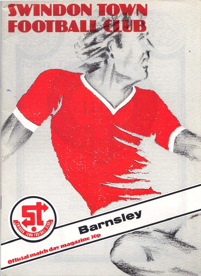 Saturday, February 28, 1981 - vs. Barnsley (Home)