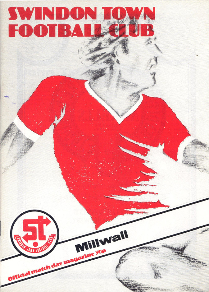 Saturday, March 14, 1981 - vs. Millwall (Home)