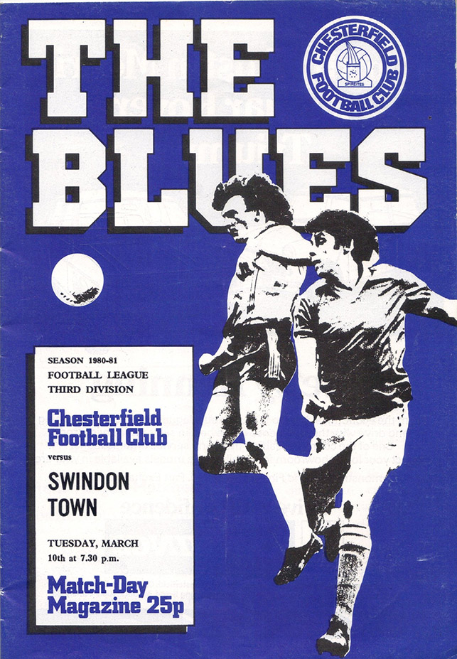 Tuesday, April 7, 1981 - vs. Chesterfield (Away)