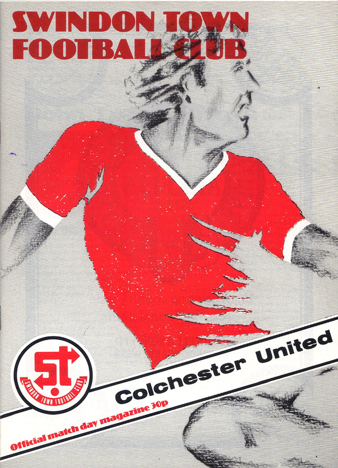 Saturday, April 11, 1981 - vs. Colchester United (Home)