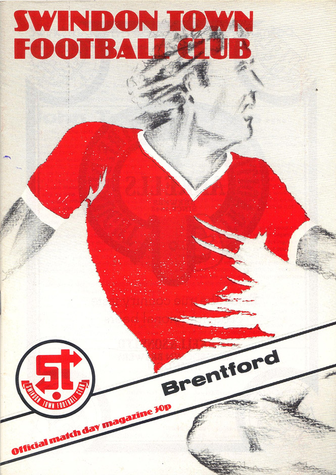 Saturday, May 2, 1981 - vs. Brentford (Home)
